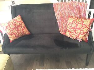 CHINTZ AND COMPANY Brown Settee