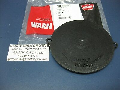- WARN 98384 7582 Winch End Cap Cover Plate Replacement Part 8274 M8274 Plastic