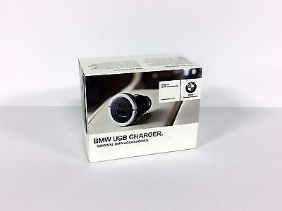Genuine BMW USB Charger 65412166411