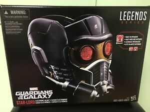 Marvels Guardians of the Galaxy Star Lord Mask