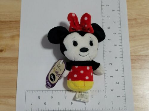 2014 Hallmark Itty Bittys Disney Minnie Mouse Plush NWT New with Tags