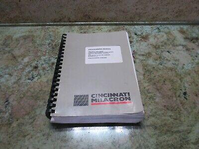 Cincinnati Milacron Sabre Arrow Dart Programming Manual 91202938e