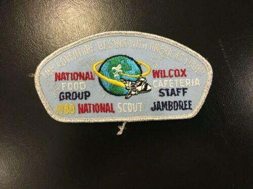 National Food Group Wilcox Cafeteria Staff 1989 National Jamboree JSP