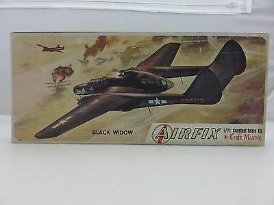 Airfix BLACK WIDOW 1/72 Scale Plastic Model Kit UNBUILT