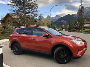 2017 Toyota RAV 4 LE  AWD Great condition 49k kms By Owner FIRM