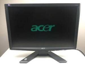 """Acer - x193W - 19"""" Inch LCD Computer Monitor -"""