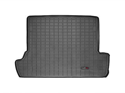 WeatherTech Cargo Liner for Toyota 4Runner with 3rd Row Seats 2010-2019 Black (3rd Row Seat Cargo Liner)