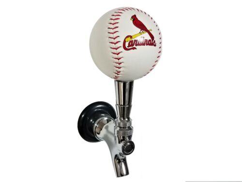 St. Louis Cardinals Licensed Baseball Beer Tap Handle