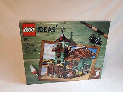 Lego Ideas 21310 Old Fishing Store NISB