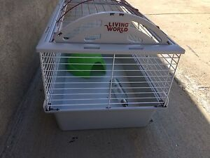 Guinness pig cage
