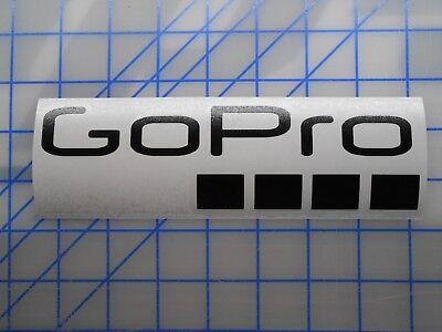 "GoPro Decal 5.5"" 7.5"" 11"" Hero5 Hero6 Black Tube Mount Stabilizer Karma Drone"