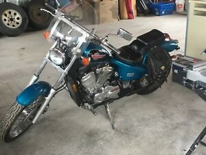 1993 Honda Shadow 600