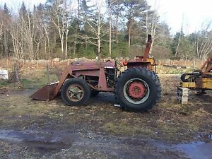 PRICE DROP 72 Massey ferguson 165 diesel
