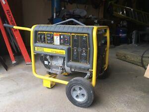Wacker Neuson 5600 generator