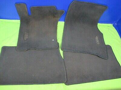 Velours Edition Fußmatten 4-teilig für Mercedes Benz ML W163 ab Bj.1997-2006