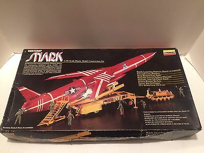 "VINTAGE ""1988"" Lindberg Northrop Snark Model Kit - 1/48 Scale - SEALED PARTS"