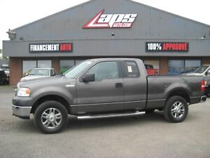 Ford F-150 Super cabine 133 po. XLT 4 RM