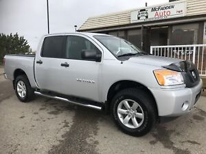 2014 Nissan Titan SV 5.6L, 120 Point Inspection