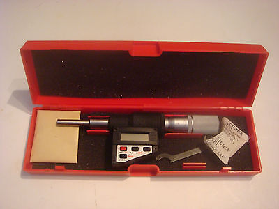 Starrett 762mexfl-2 Electronic Micrometer Head