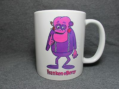 Franken Berry Coffee Cup, Mug - Vintage Ad Image - Sharp!