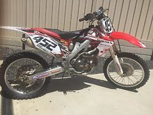 CRF 450R 2010 Seaford Rise Morphett Vale Area Preview