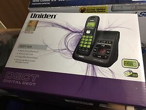 Uniden cordless phone  new Warner Pine Rivers Area Preview