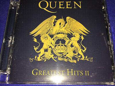 Queen: Greatest Hits II : Super Jewel Case CD Album: Free Fast Secure P&P: OC1