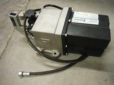 Casappa Hydrostatic Oil Test Pump Ep-12-s 06004040 5800 Psi