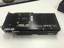Asus gtx570 GeForce Nvidia 1280MB gddr5 ram Brisbane City Brisbane North West Preview