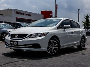 2015 Honda Civic EX|ONE OWNER