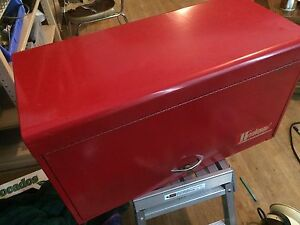 Vintage tool Chest box HERBRAND made in Canada, 8 drawer
