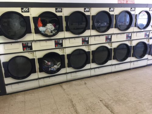 American Stack Commercial Coin-Op Gas Dryer