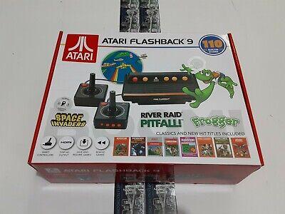 Atari Flashback 9: HDMI Game Console 110 Games (AR3050)™