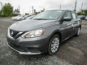 2017 Nissan Sentra 1.8S A/C PACKAGE