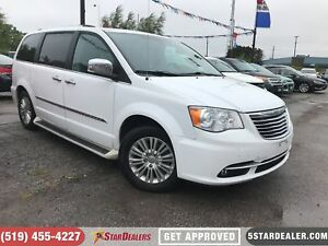 2014 Chrysler Town & Country Limited | LEATHER | NAV | CAM | DVD