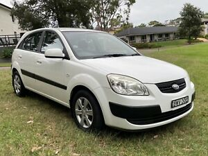 2009 Kia Rio 1.4 Manual Hatchback  Kellyville The Hills District Preview