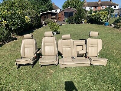 Range Rover p38 Electric leather seats