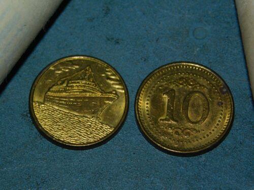 24 Coins   10 Ship  Coin Series Collector