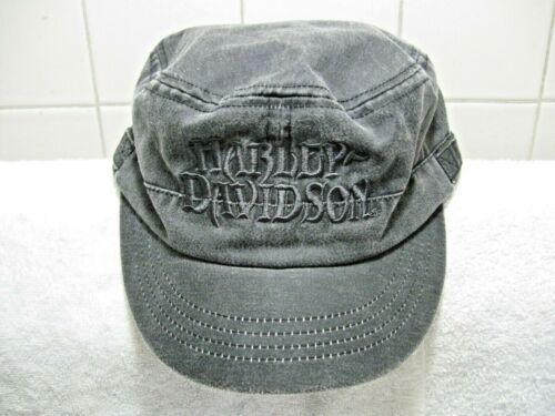 HARLEY DAVIDSON Embroidered Cap/Hat Size S-Sportster-Road King-Shovel Head-1200!