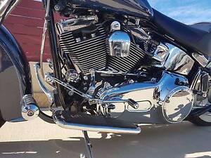 2008 Harley Davidson Softail Deluxe Baldivis Rockingham Area Preview