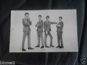 THE-BEATLES-ORIGINAL-DEZO-HOFFMAN-STAR-PICS-EARLY-PHOTOGRAPH-No-585-FULL-GLOSS