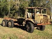 Ex Army 6x6 Acco Maryborough Fraser Coast Preview