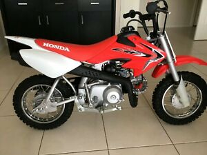 Crf 50 2017 Never ridden, as new