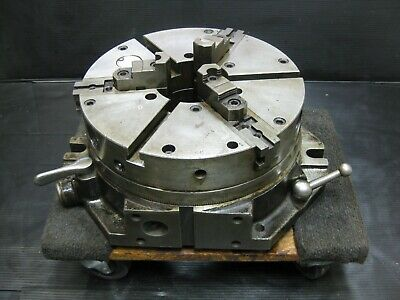 Hartford Cushman Special Super Spacer 12 Rotary Table Vertical Horizontal