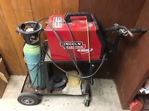 Lincoln Electric SP-135 Plus Mig welder