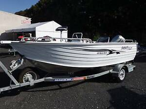 2006 Seajay 455 Haven Sports Side Console with Honda 4 Stroke Burnie Burnie Area Preview