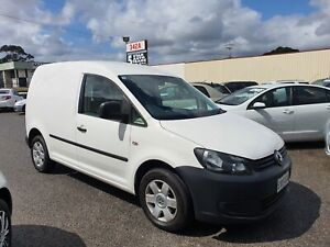 2014 Volkswagen Caddy TSI160 Blair Athol Port Adelaide Area Preview