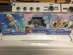 Frozen game pack