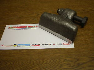 MCCONNEL-SEPPI-HAMMER-FLAIL-COMPLETE-WITH-BOLT-NUT-FOR-SMO-SMW-MOWERS