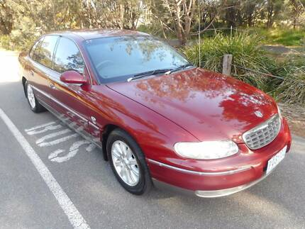 1999 Holden Statesman Sedan